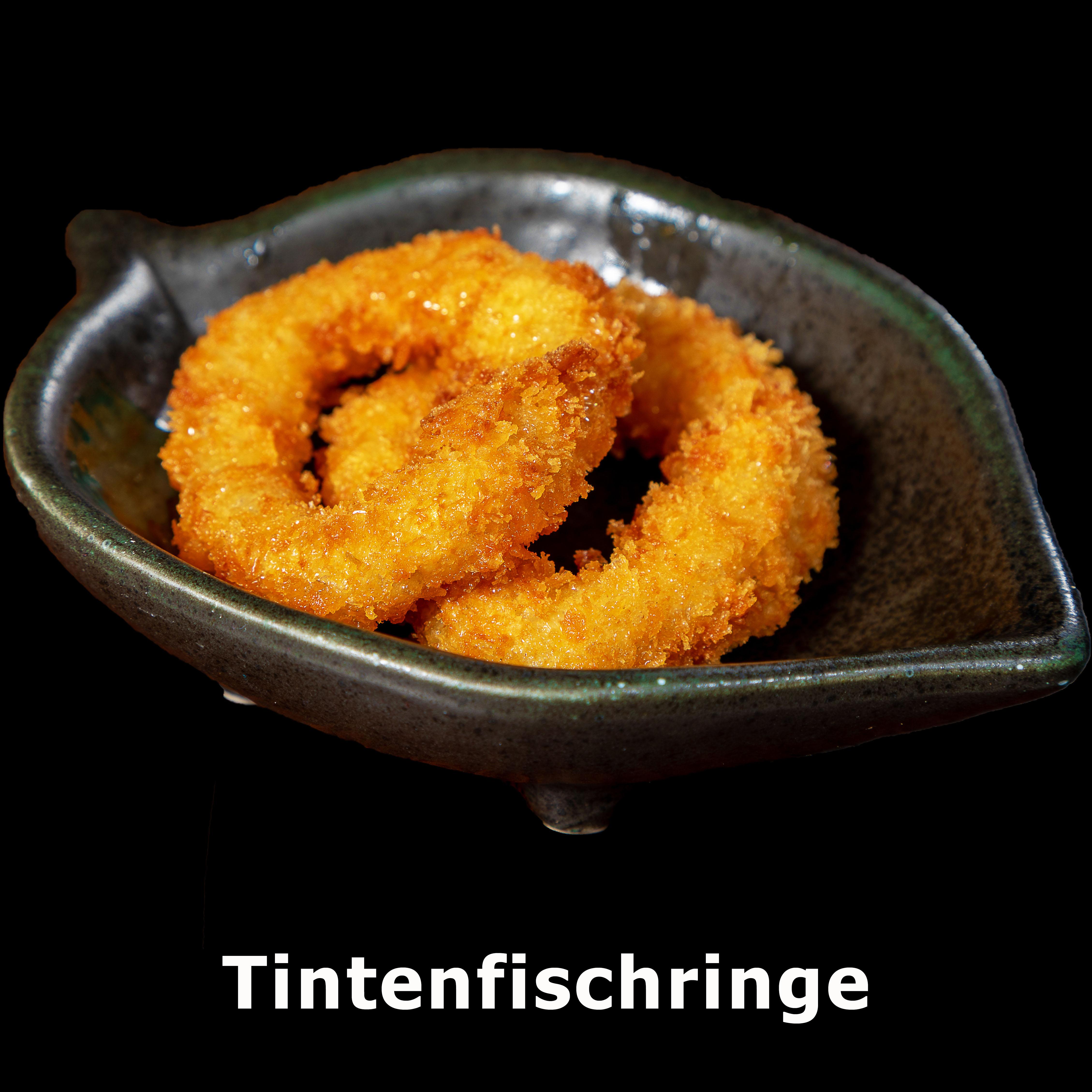 102. Tintenfischringe