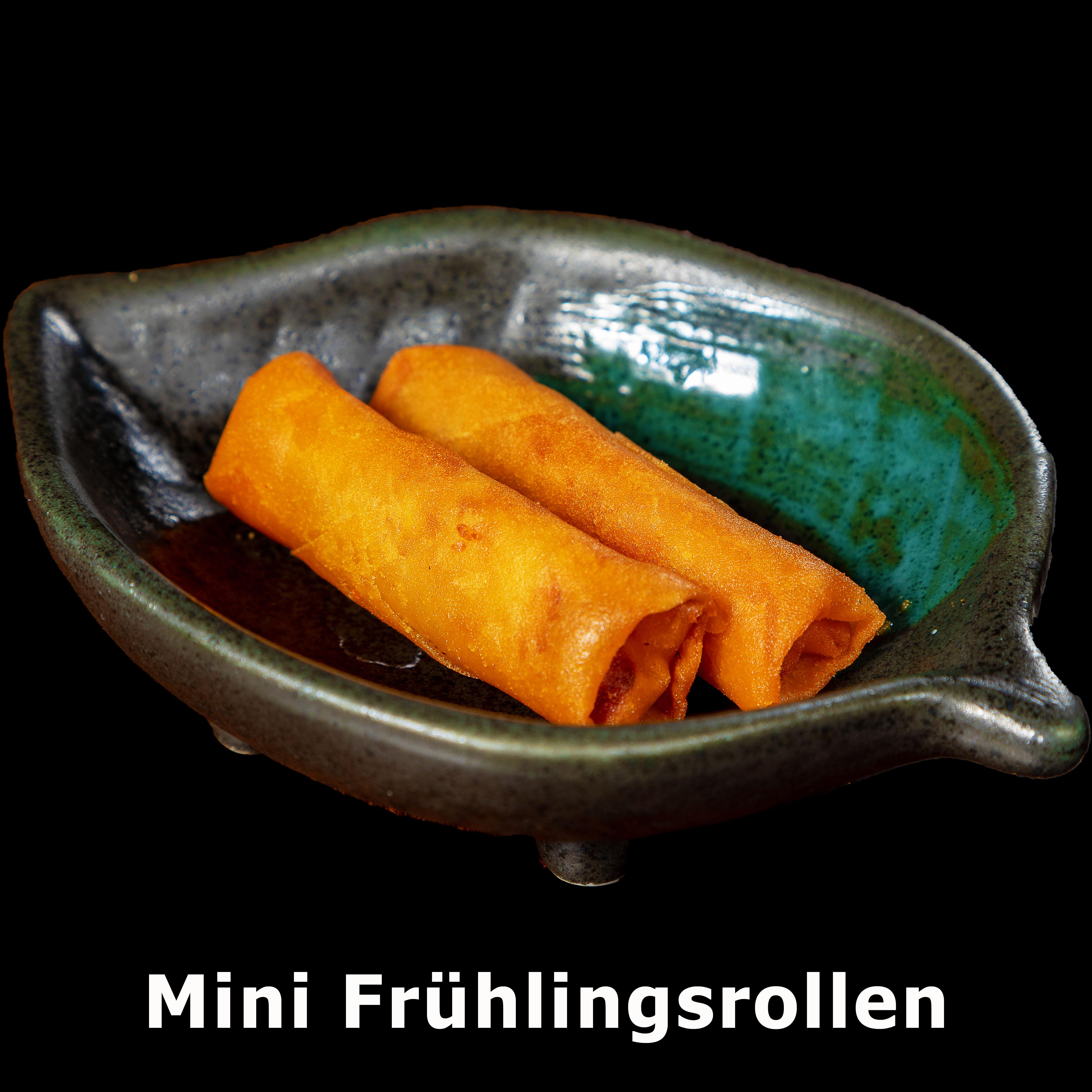 104. Mini Frühlingsrollen