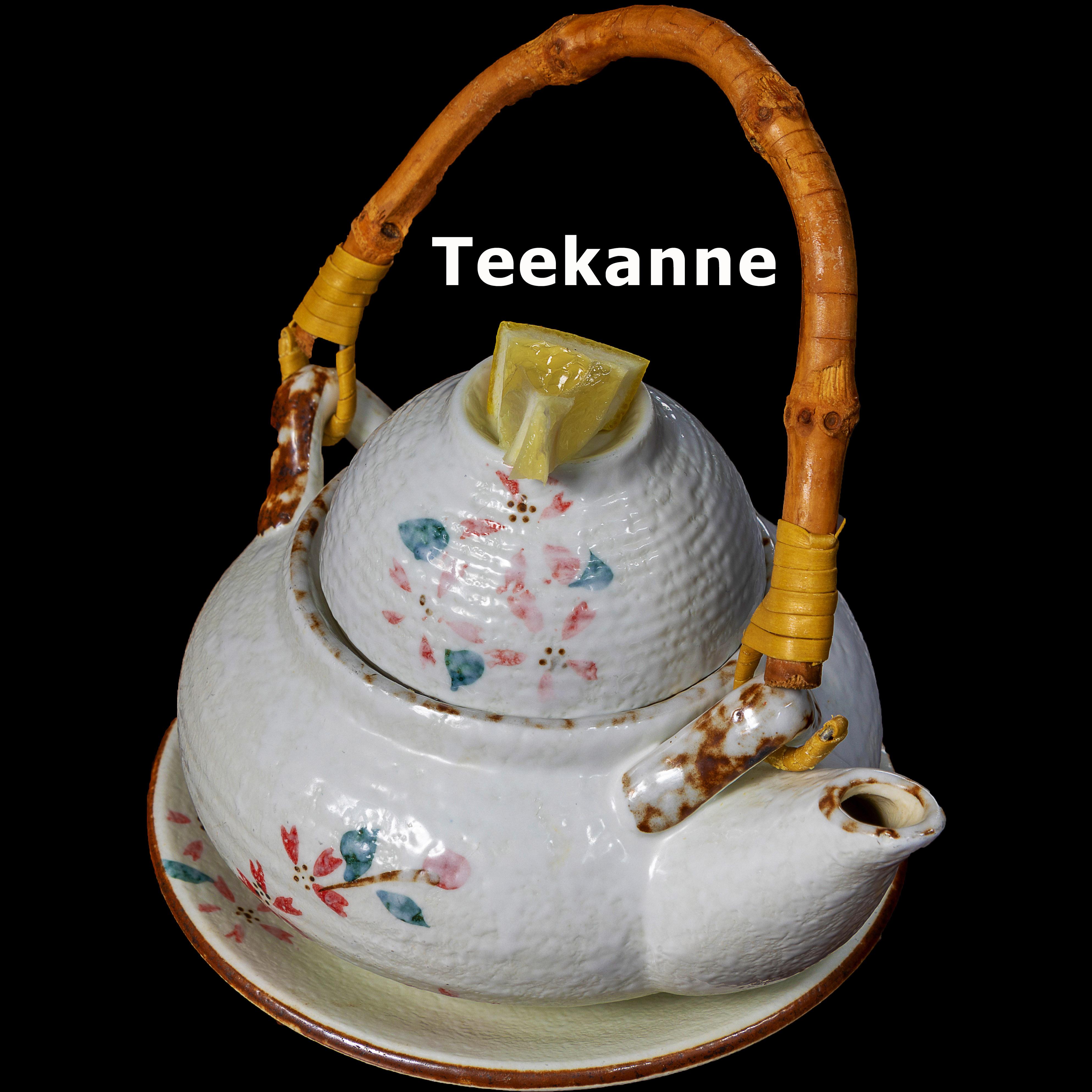11. Teekanne