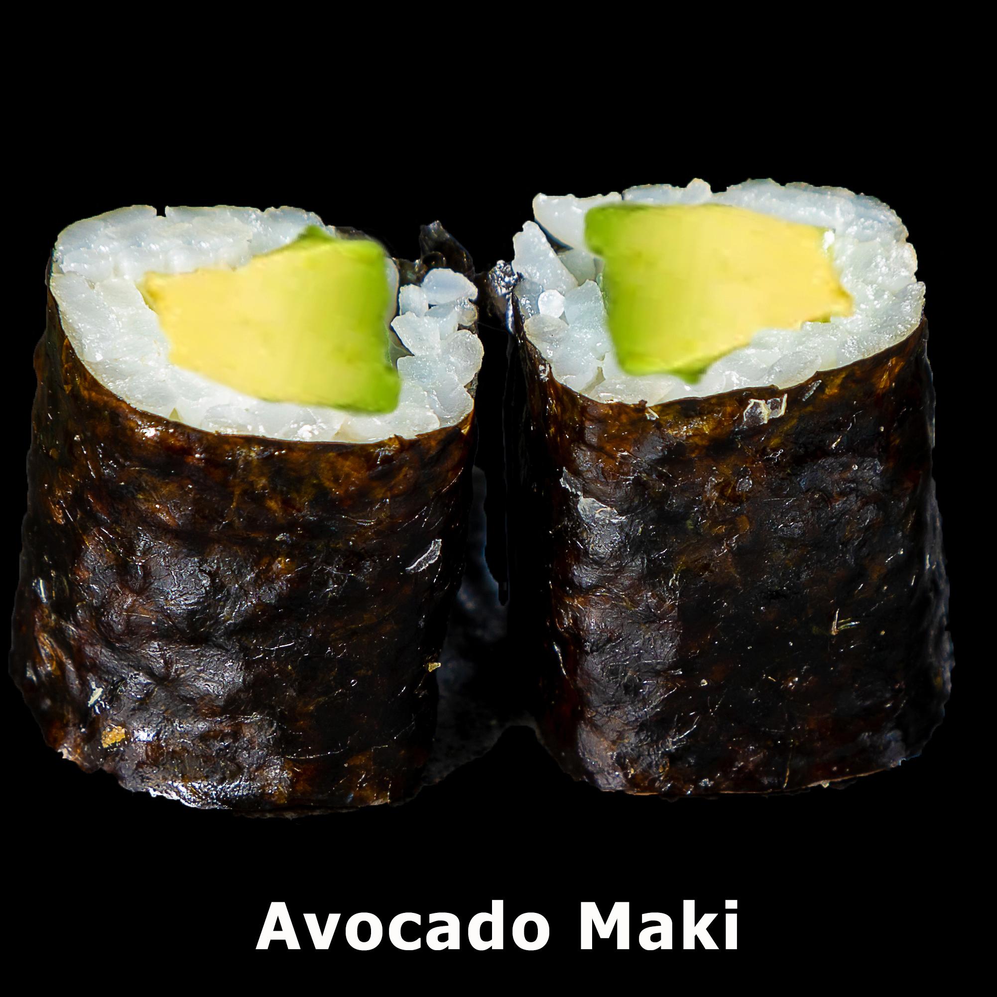 21. Avocado Maki