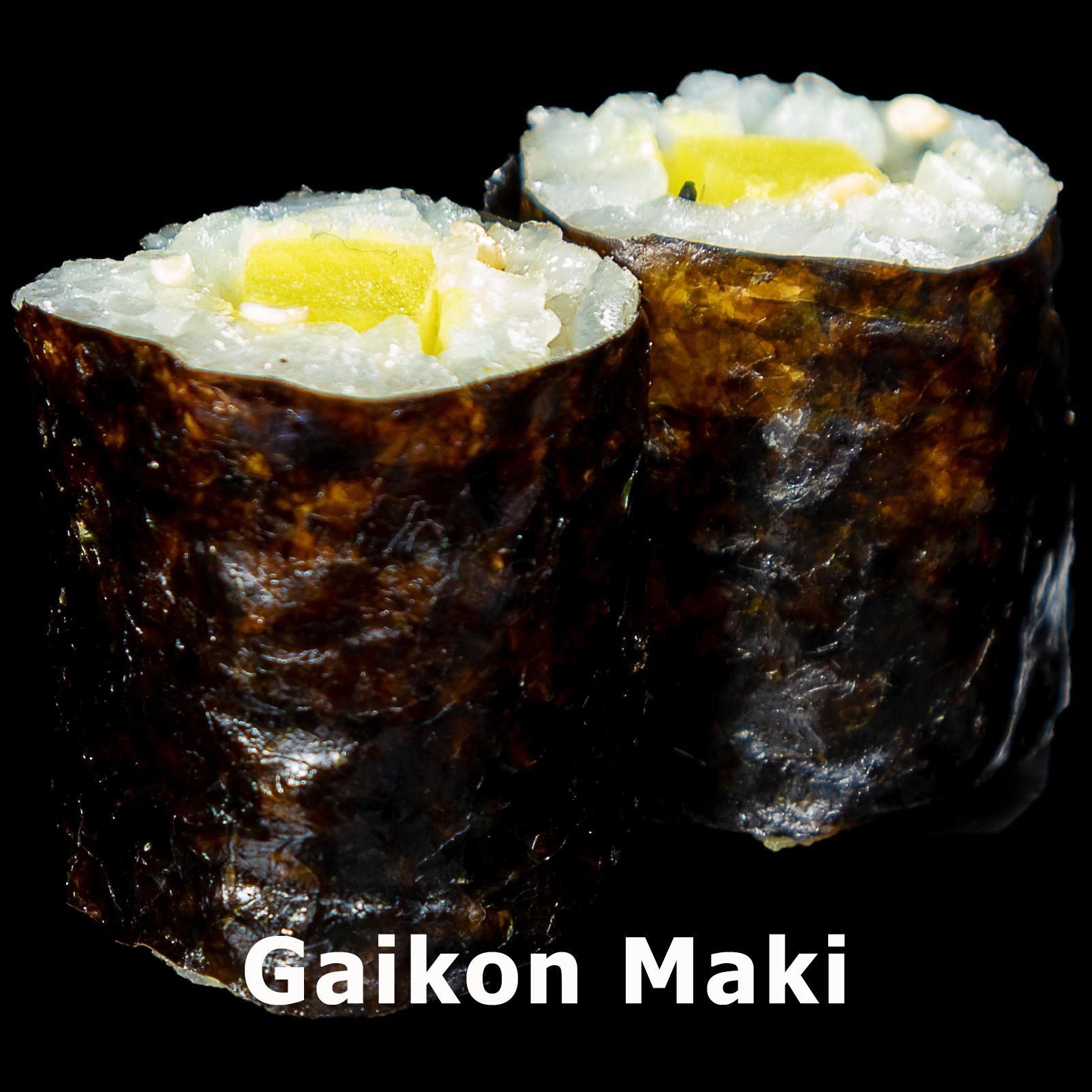 22. Gaikon Maki