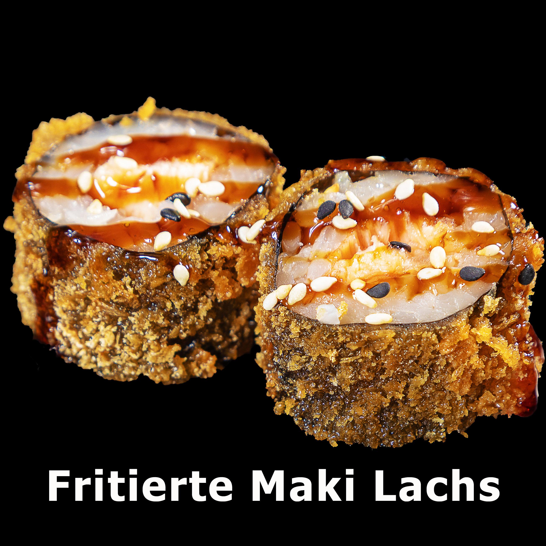 23. Fritierte Maki Lachs