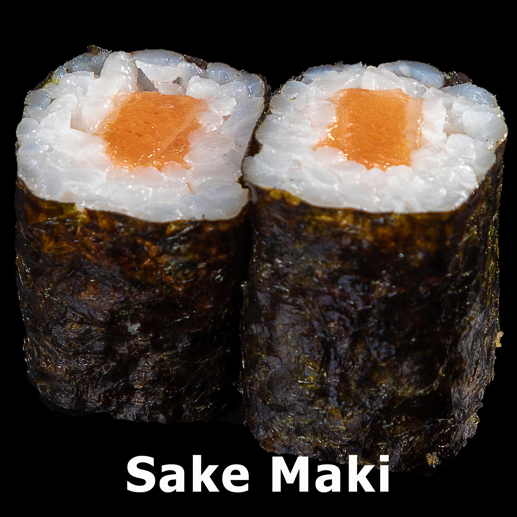 24. Sake Maki