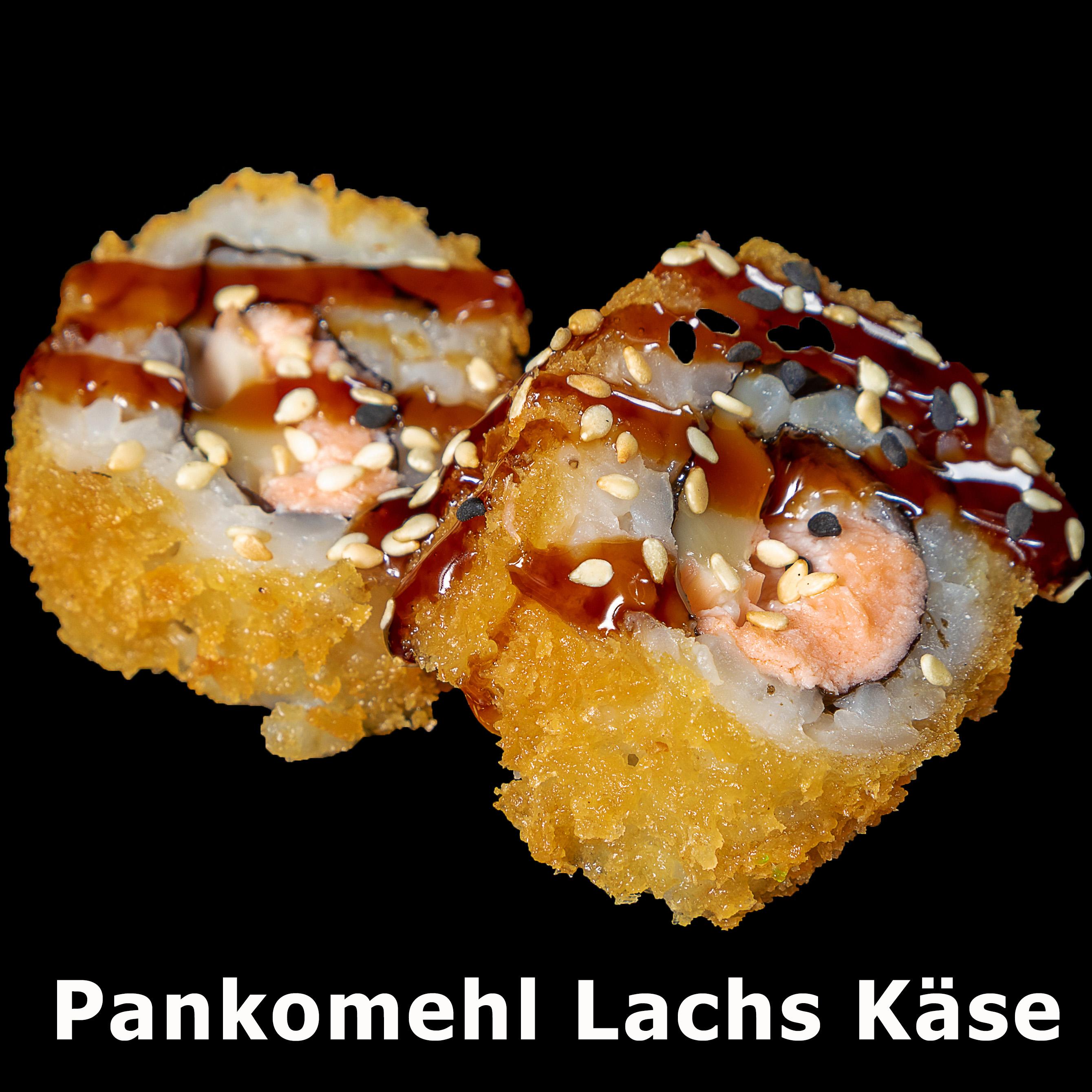 34. Pankomehl Lachs Käse