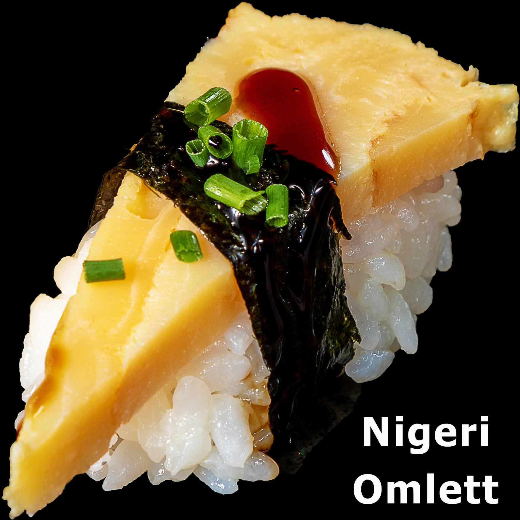 54. Nigeri Omlett