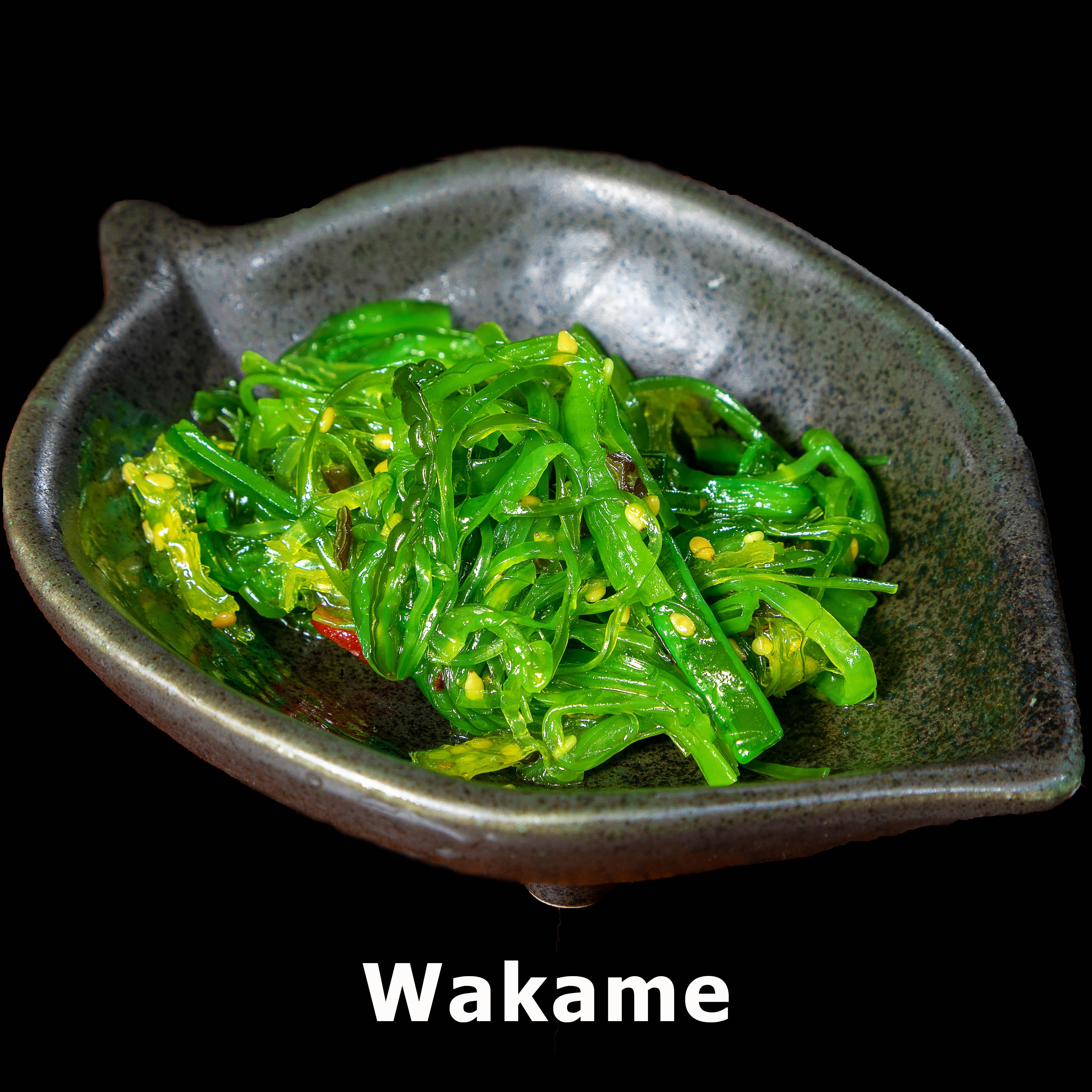 6. Wakame