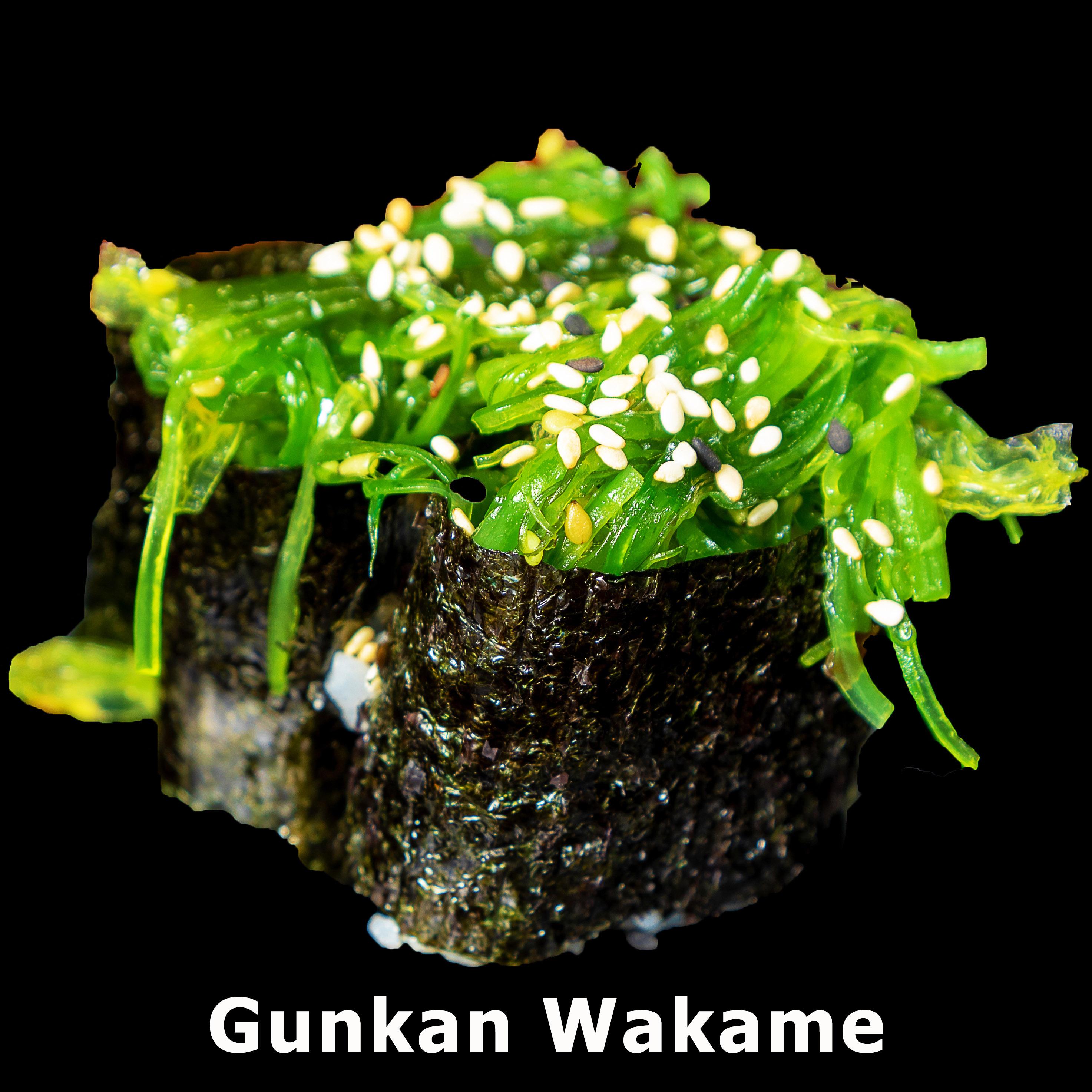 80. Gunkan Wakame